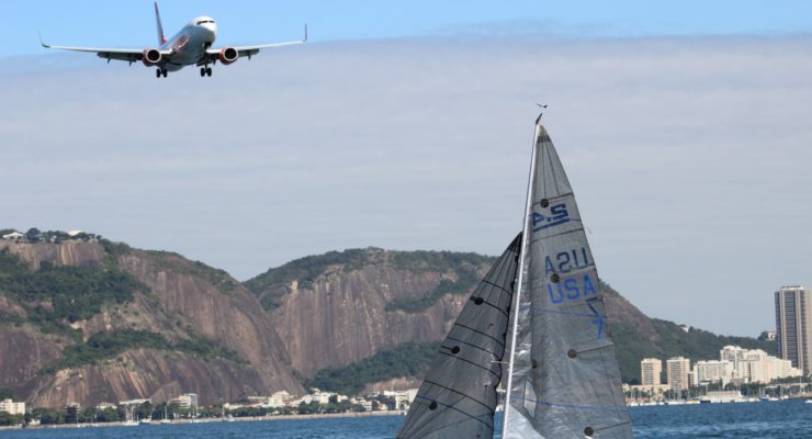 Report on 1st session in Rio, International Training Paralympic Sailing Regatta