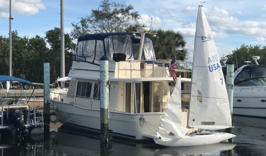 Tender, 2006 Mainship 400 on